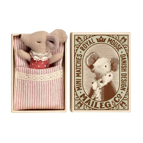 Mouse Baby Box - Lafayette & Rushford Home
